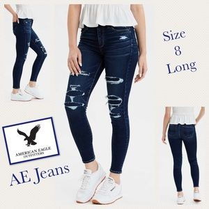 American Eagle Next Level High-Waisted Jeans